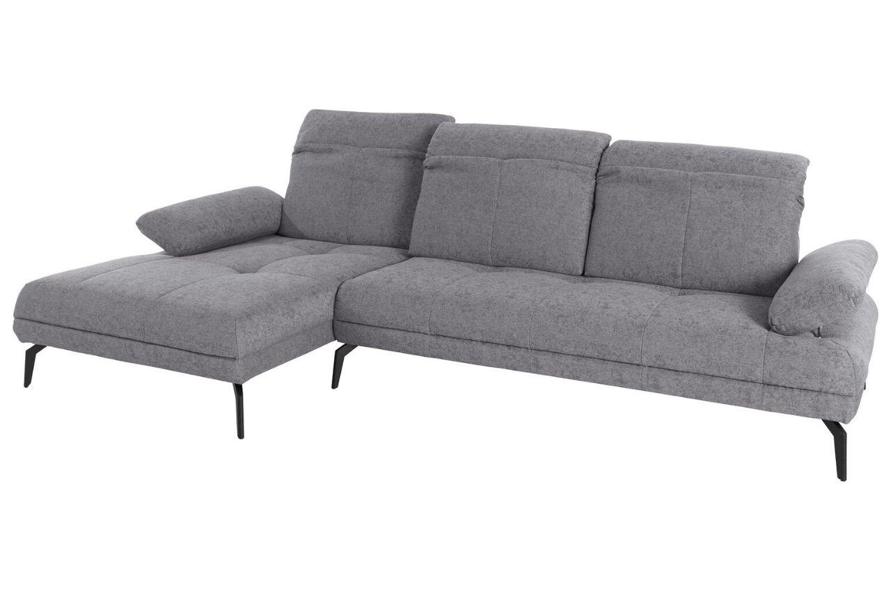 Sofa L-Form Stenlille links - Grau | Sofas zum halben Preis
