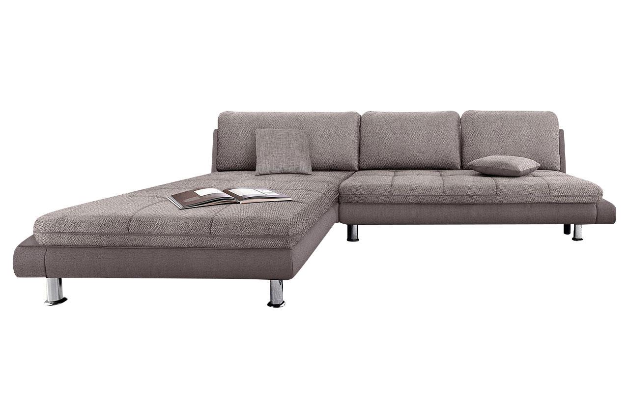 Trendmanufaktur Sofa L-Form Lounge links - Beige | Sofas ...