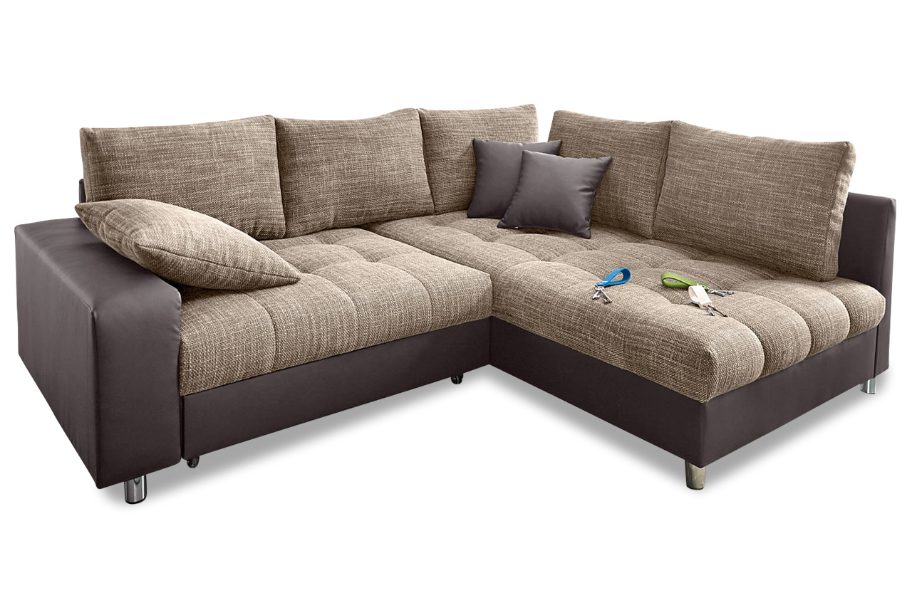 eckcouch mit schlaffunktion g nstig bild das sieht. Black Bedroom Furniture Sets. Home Design Ideas