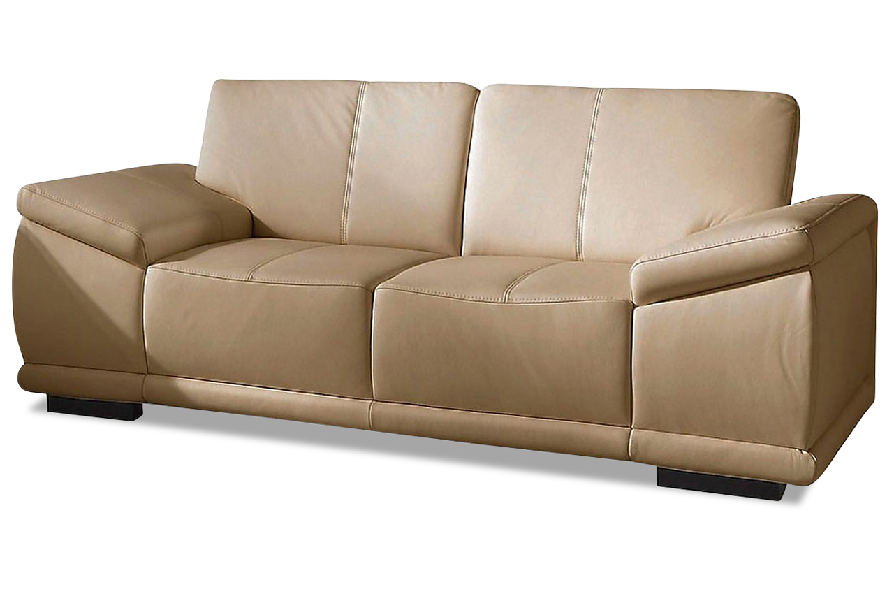 leder 2er sofa camaro braun sofa couch ecksofa ebay. Black Bedroom Furniture Sets. Home Design Ideas