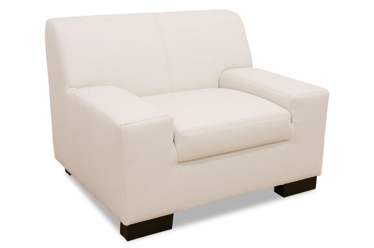 Leder sessel norma creme sofas zum halben preis for Sessel creme