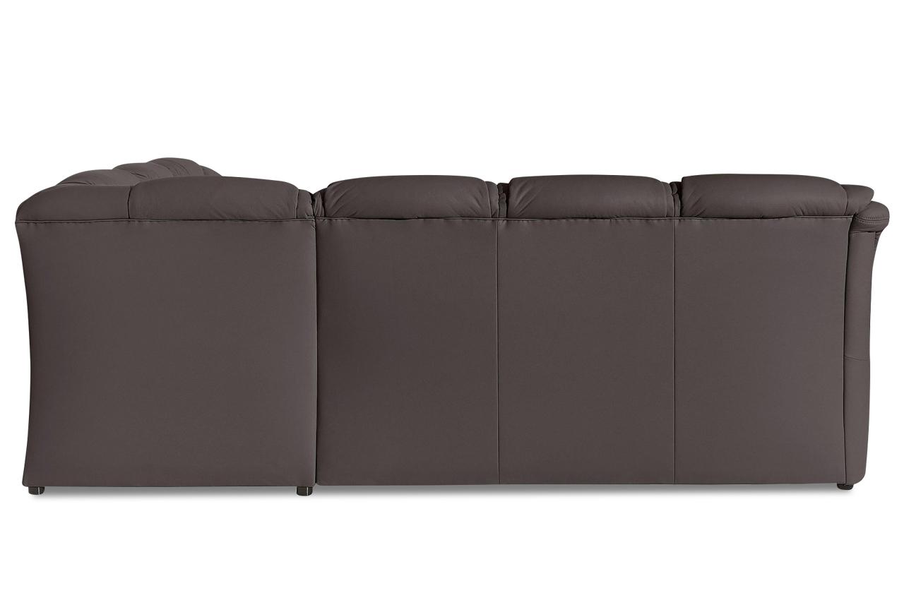 leder ecksofa xl rechts braun sofas zum halben preis. Black Bedroom Furniture Sets. Home Design Ideas