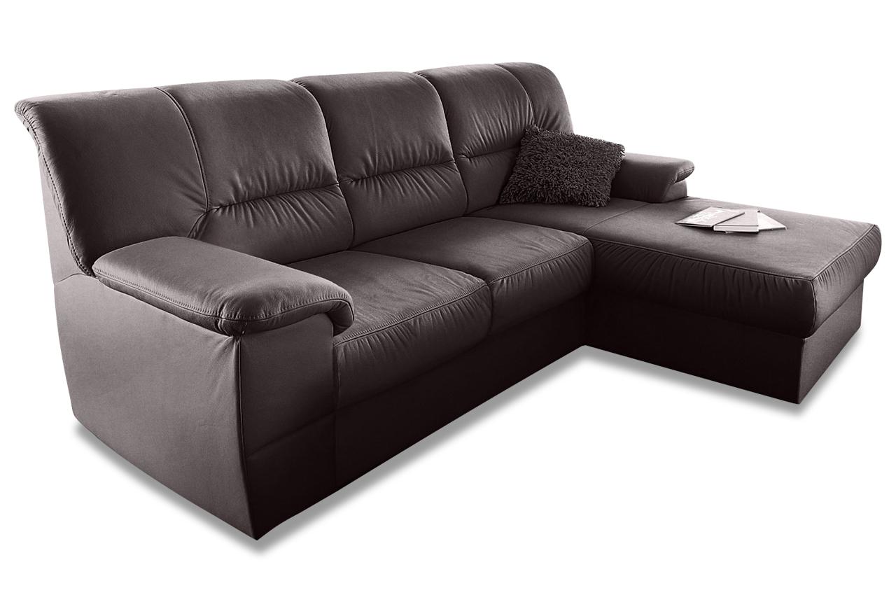 Sit more polsterecke centro sofas zum halben preis for Ecksofa leder federkern