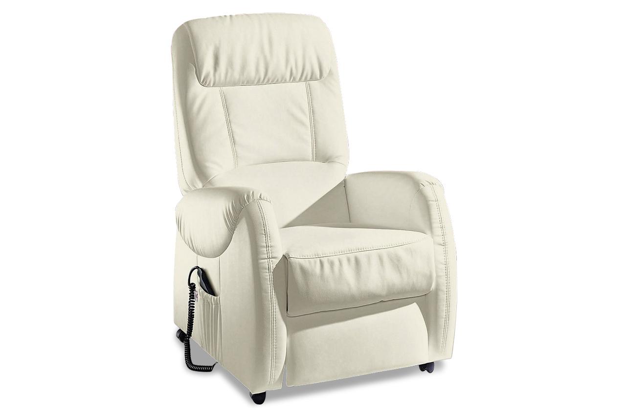 leder fernsehsessel weiss sofas zum halben preis. Black Bedroom Furniture Sets. Home Design Ideas