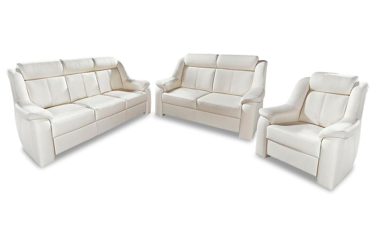 sit more garnitur basel 3er 2er sessel sofas zum halben preis. Black Bedroom Furniture Sets. Home Design Ideas