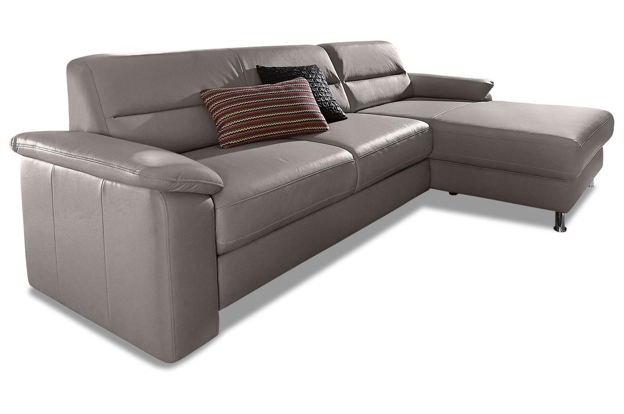 sit more polsterecke ascara mit bett sofas zum halben preis. Black Bedroom Furniture Sets. Home Design Ideas