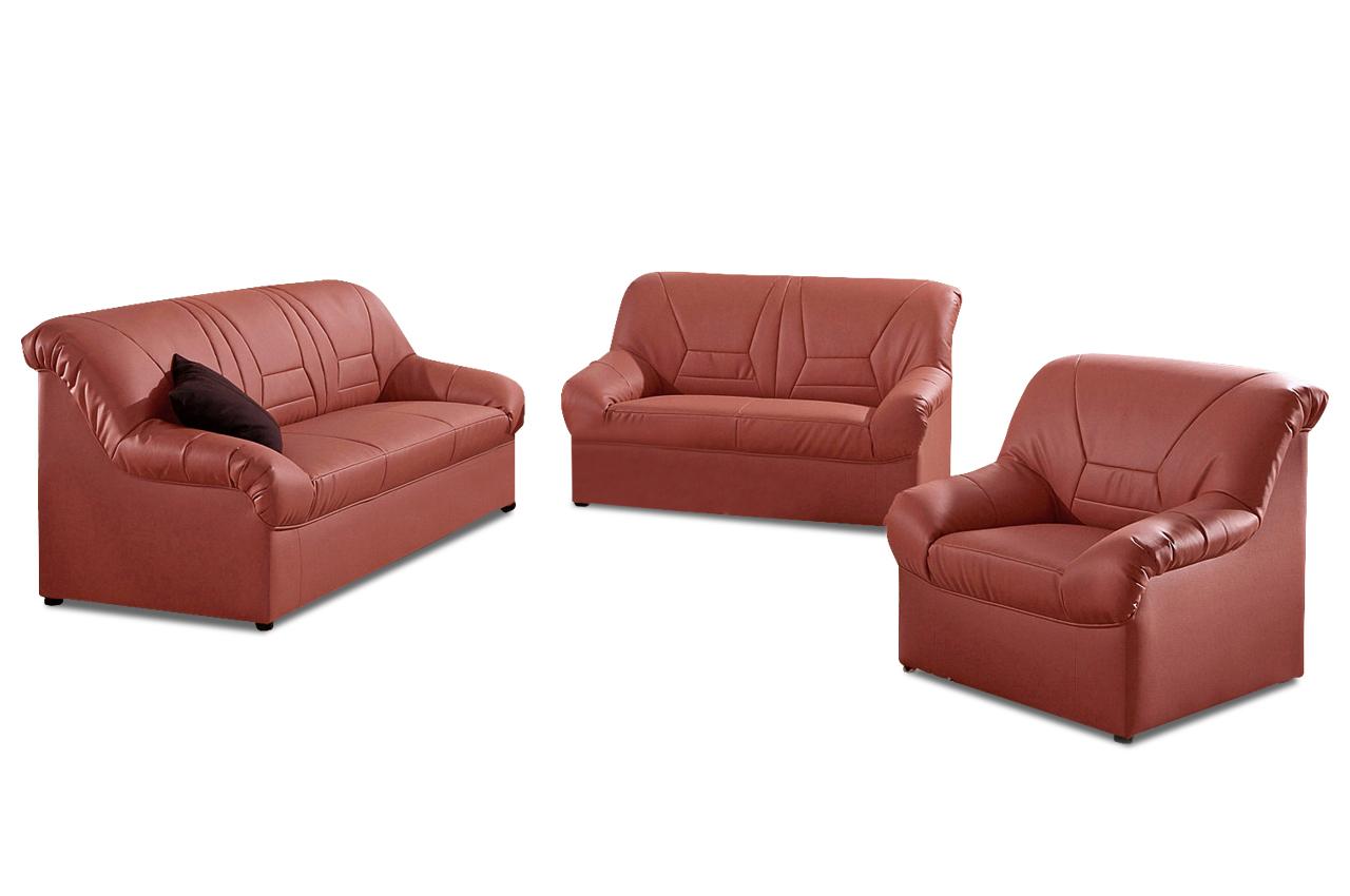 Leder Polstergarnitur 3 2 1 : leder garnitur 3 2 1 neuss orange sofas zum halben preis ~ Pilothousefishingboats.com Haus und Dekorationen