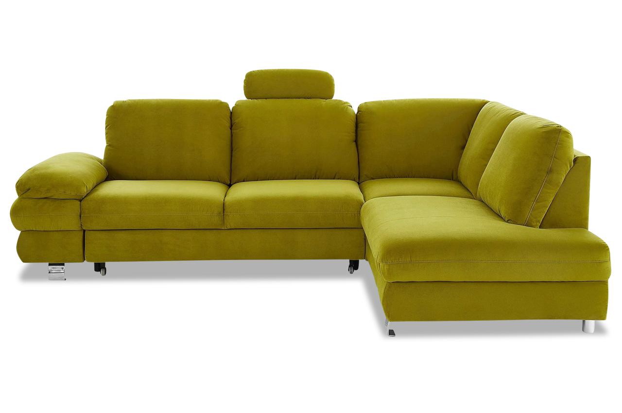 ecksofa xl manhatten gruen sofas zum halben preis. Black Bedroom Furniture Sets. Home Design Ideas