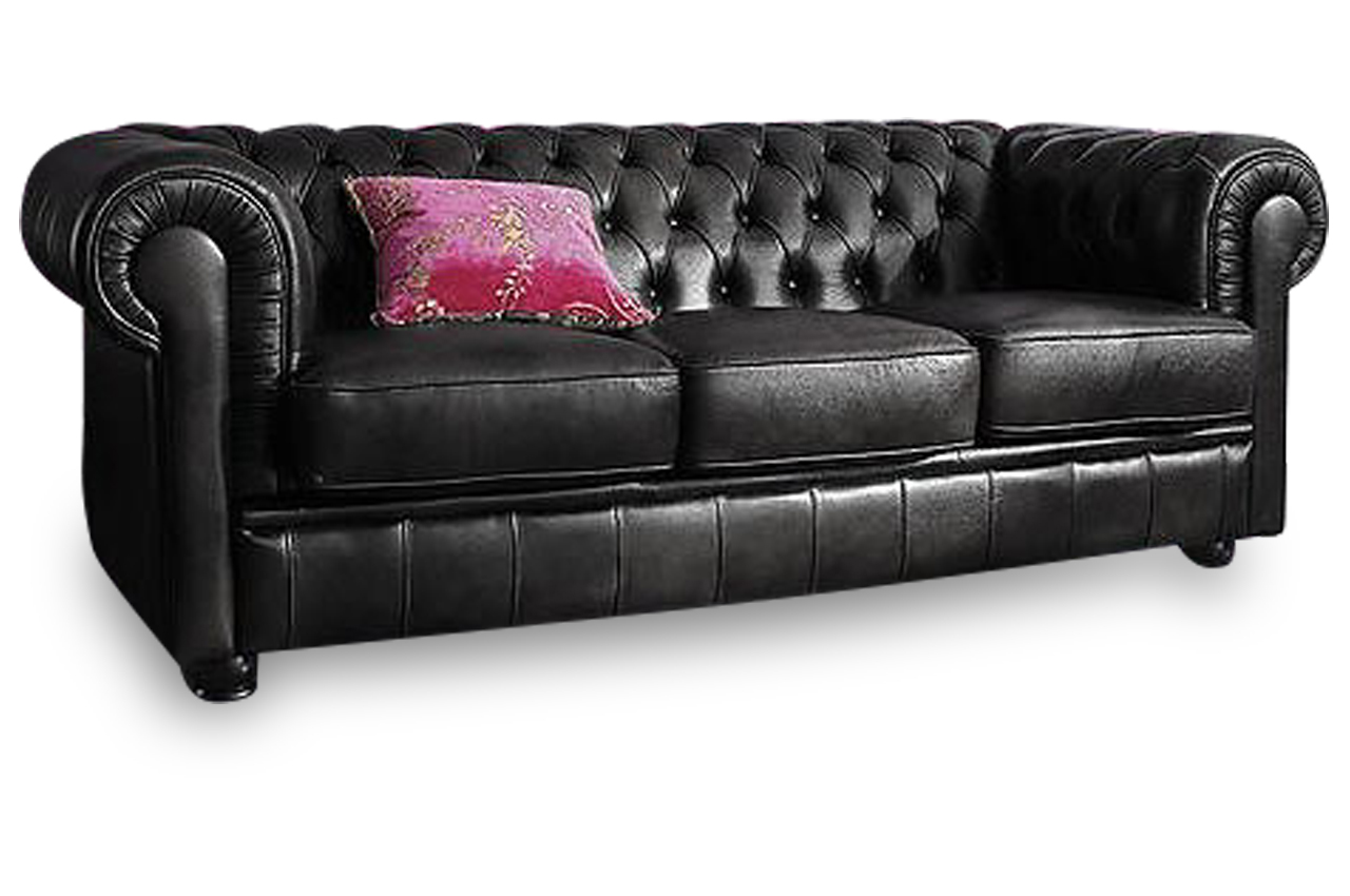 max winzer chesterfieldsofa 3er sofa kent sofas zum halben preis. Black Bedroom Furniture Sets. Home Design Ideas