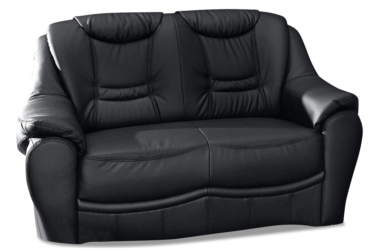 leder 2er sofa benson braun sofas zum halben preis. Black Bedroom Furniture Sets. Home Design Ideas