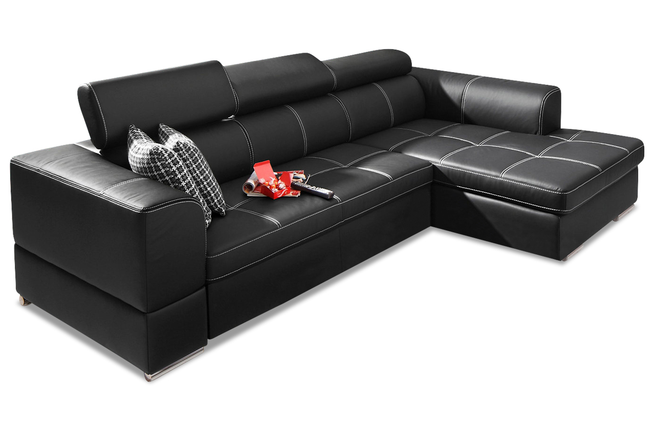 leder ecksofa watch braun sofas zum halben preis. Black Bedroom Furniture Sets. Home Design Ideas