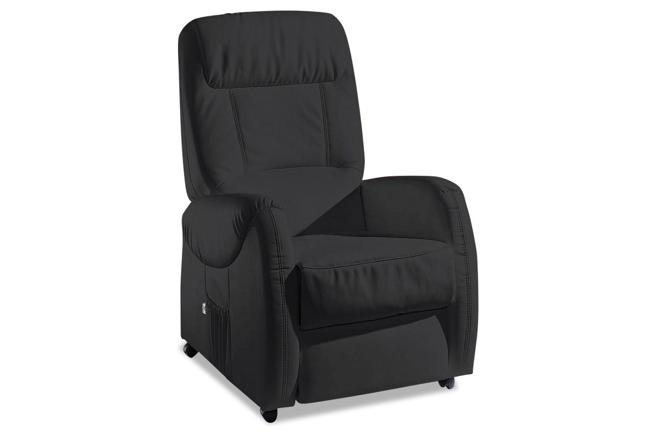 leder fernsehsessel mit relax schwarz sofas zum. Black Bedroom Furniture Sets. Home Design Ideas