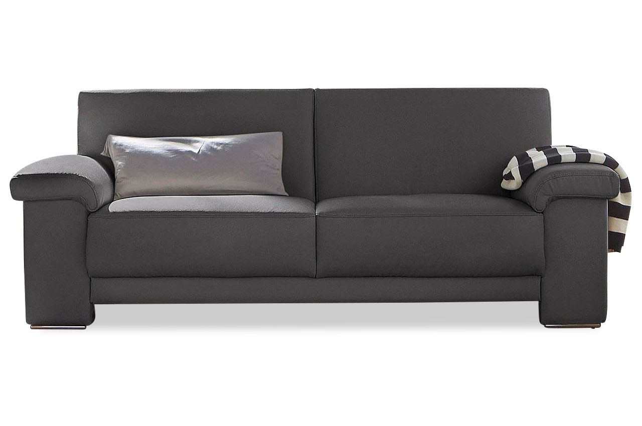 3er sofa arizona braun sofas zum halben preis. Black Bedroom Furniture Sets. Home Design Ideas