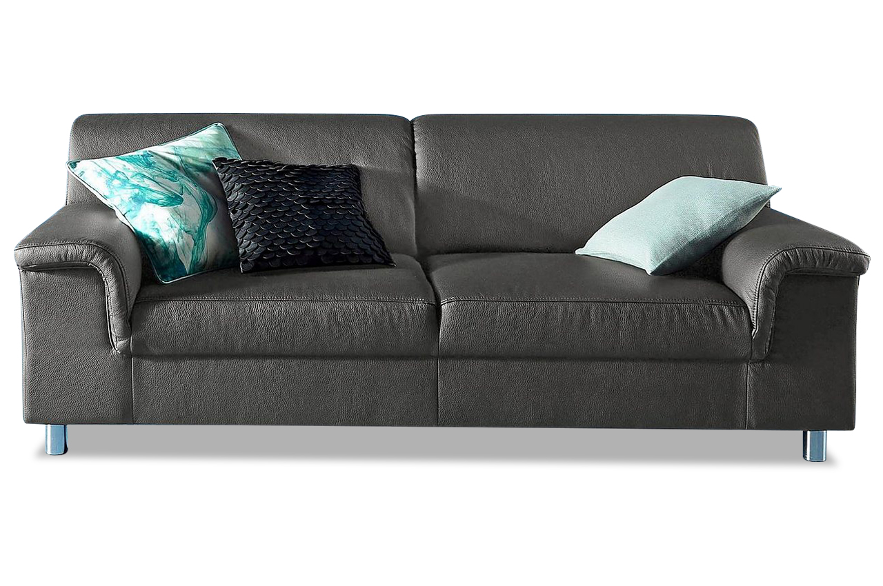 2er sofa jamie grau sofas zum halben preis. Black Bedroom Furniture Sets. Home Design Ideas