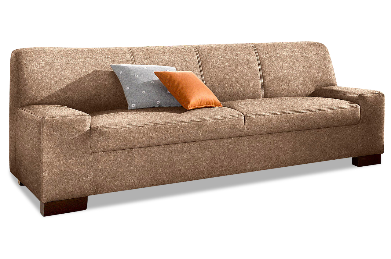 2er sofa norma creme sofas zum halben preis. Black Bedroom Furniture Sets. Home Design Ideas