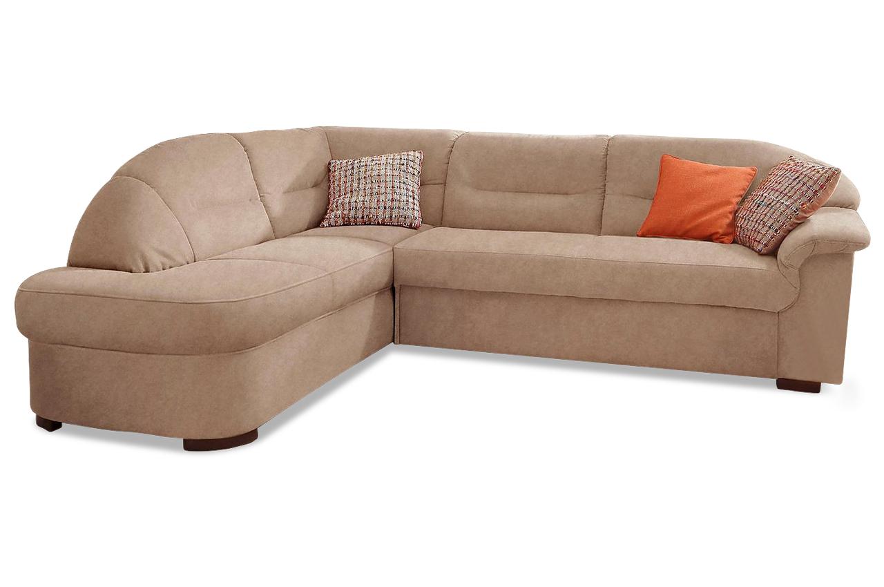 ecksofa xl shakira mit schlaffunktion braun sofas. Black Bedroom Furniture Sets. Home Design Ideas