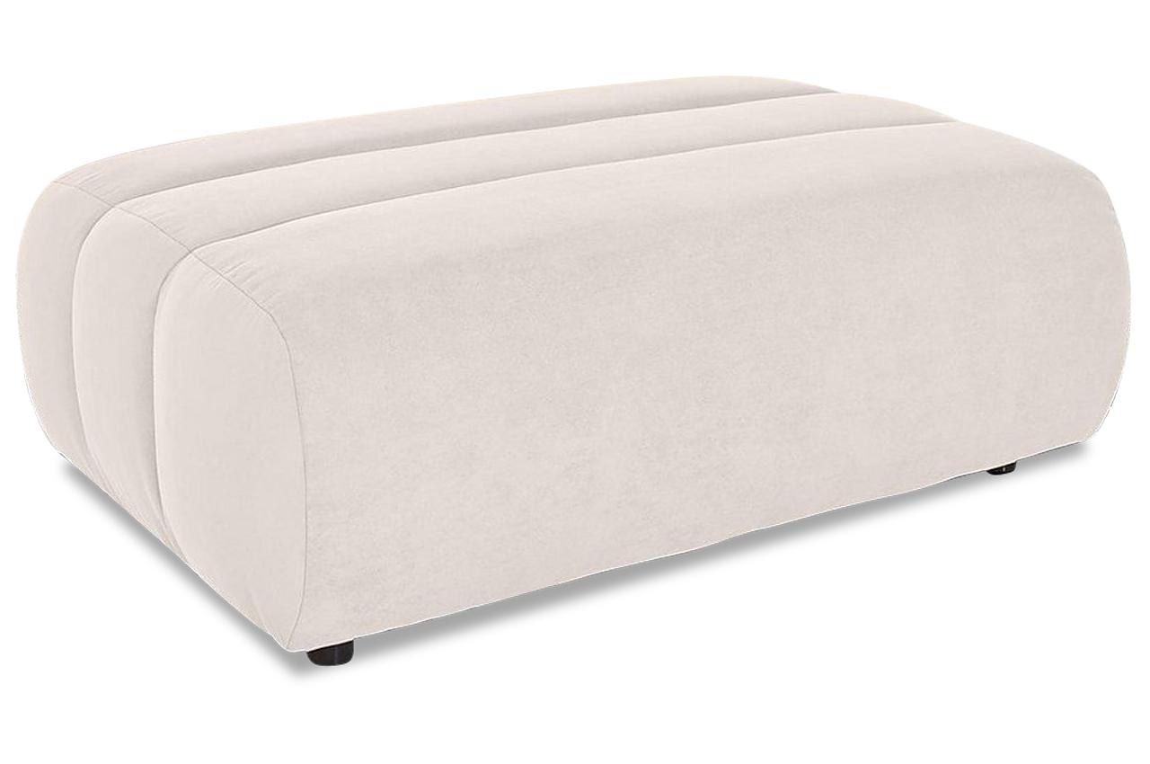 hocker weiss sofas zum halben preis. Black Bedroom Furniture Sets. Home Design Ideas