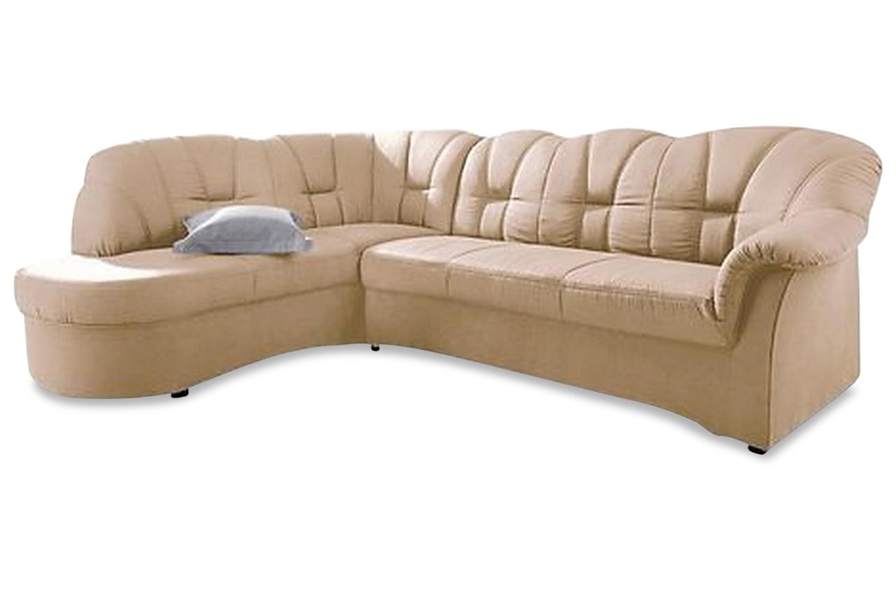ecksofa xl papenburg creme sofas zum halben preis. Black Bedroom Furniture Sets. Home Design Ideas
