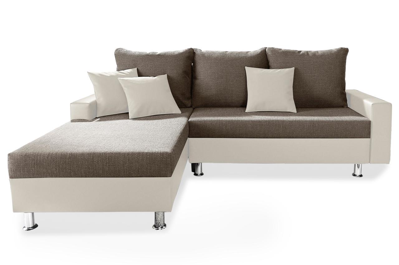 sit more polsterecke maxi mit bett sofas zum halben preis. Black Bedroom Furniture Sets. Home Design Ideas