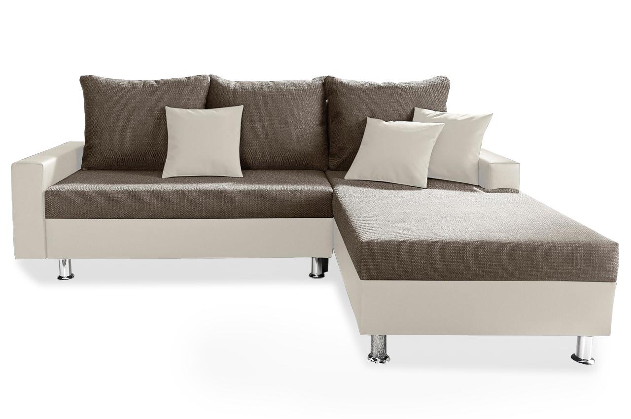 l couch mit schlaffunktion l sofa biskaia mit. Black Bedroom Furniture Sets. Home Design Ideas
