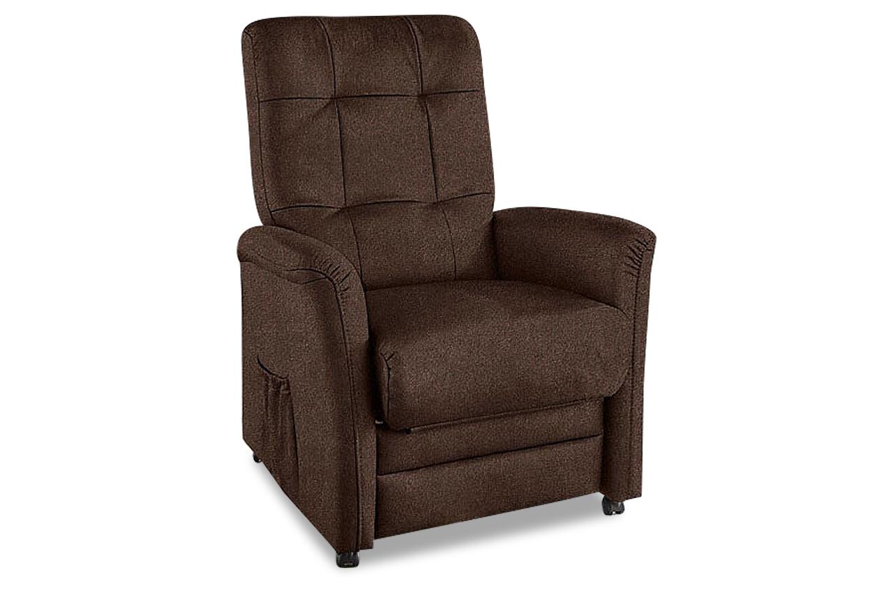 fernsehsessel braun sofas zum halben preis. Black Bedroom Furniture Sets. Home Design Ideas