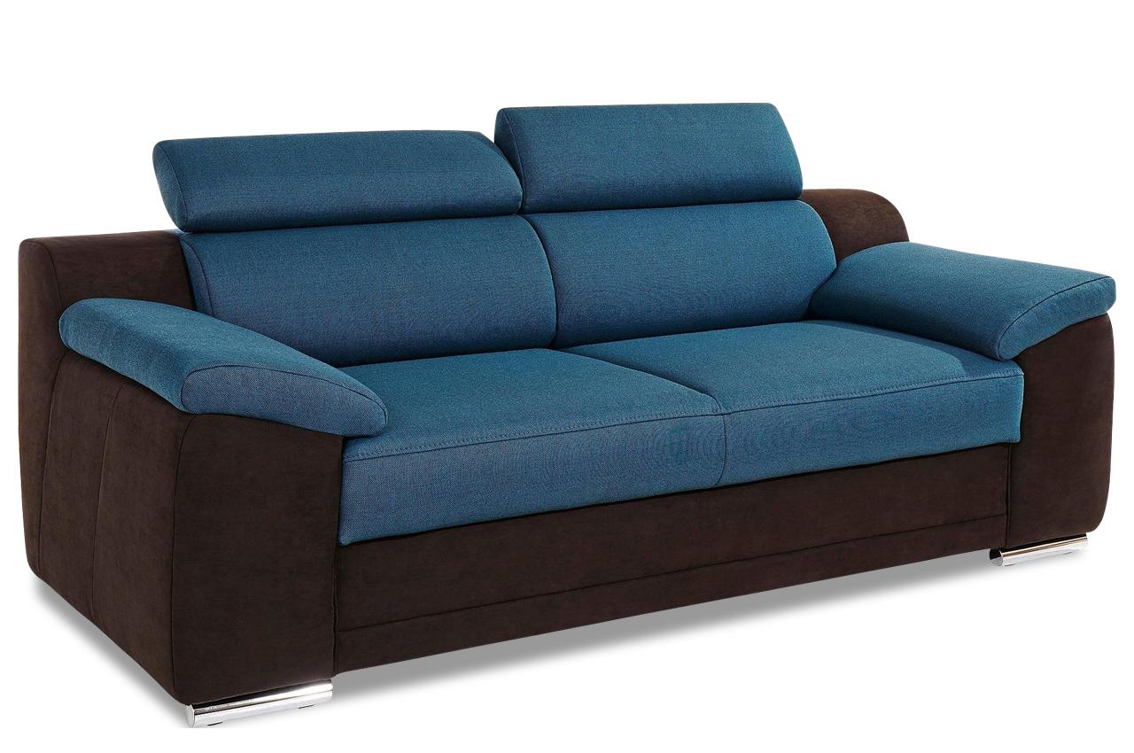 Sofa Zum Halben Preis : 3er sofa blau sofas zum halben preis ~ Bigdaddyawards.com Haus und Dekorationen