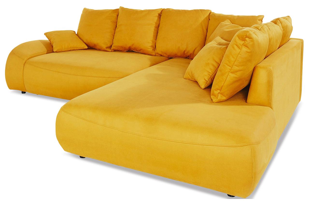 Polsterecke daytona mit bett sofas zum halben preis for Ecksofa 2 60x2 00