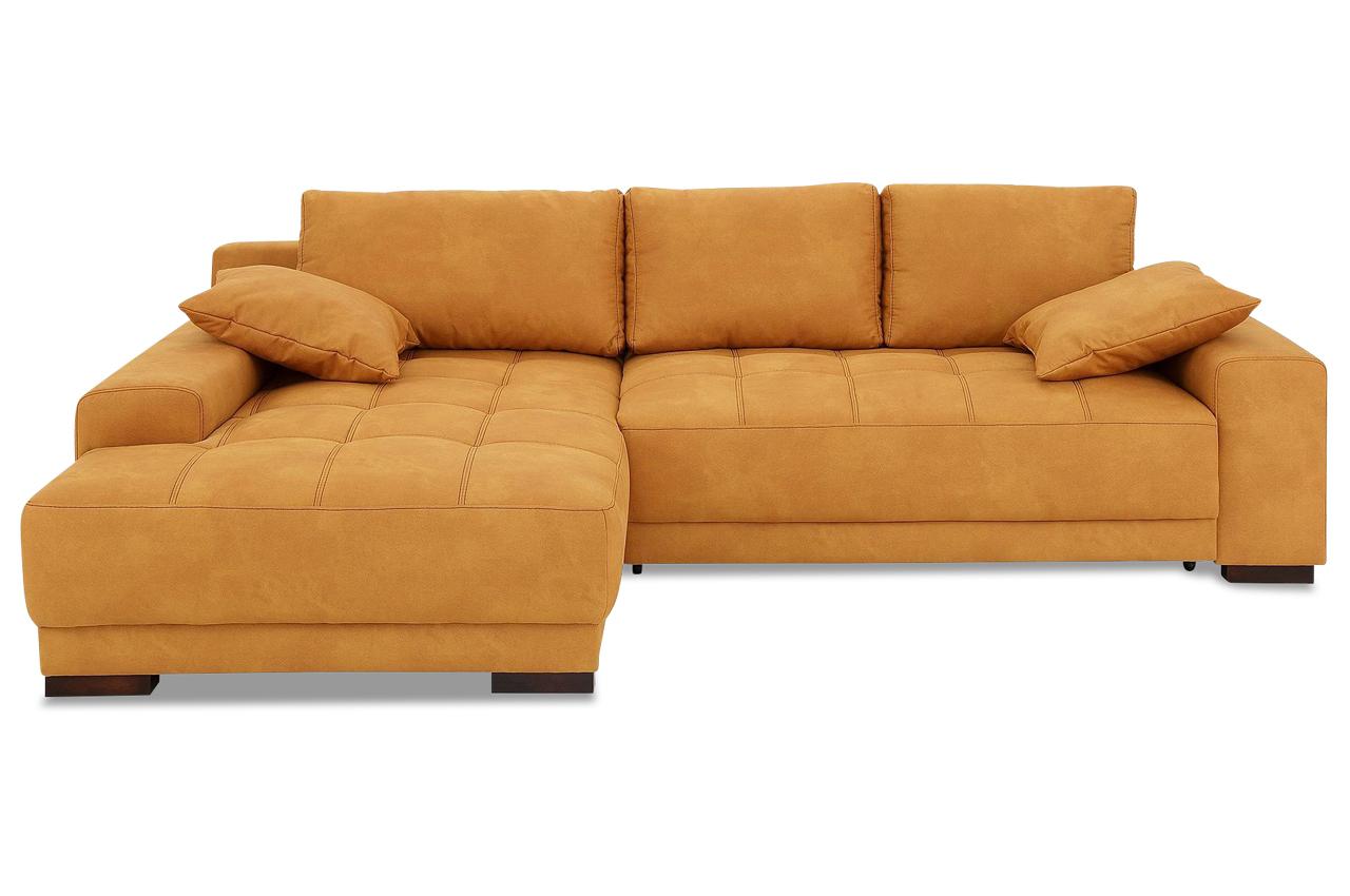 Ecksofa roberto gelb sofas zum halben preis for Ecksofa 2 00
