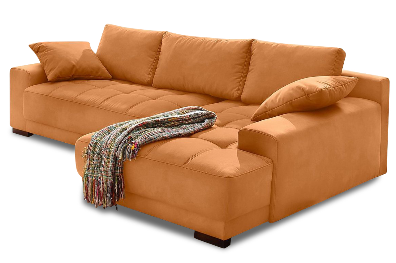 Ecksofa roberto gelb sofas zum halben preis for Ecksofa gelb