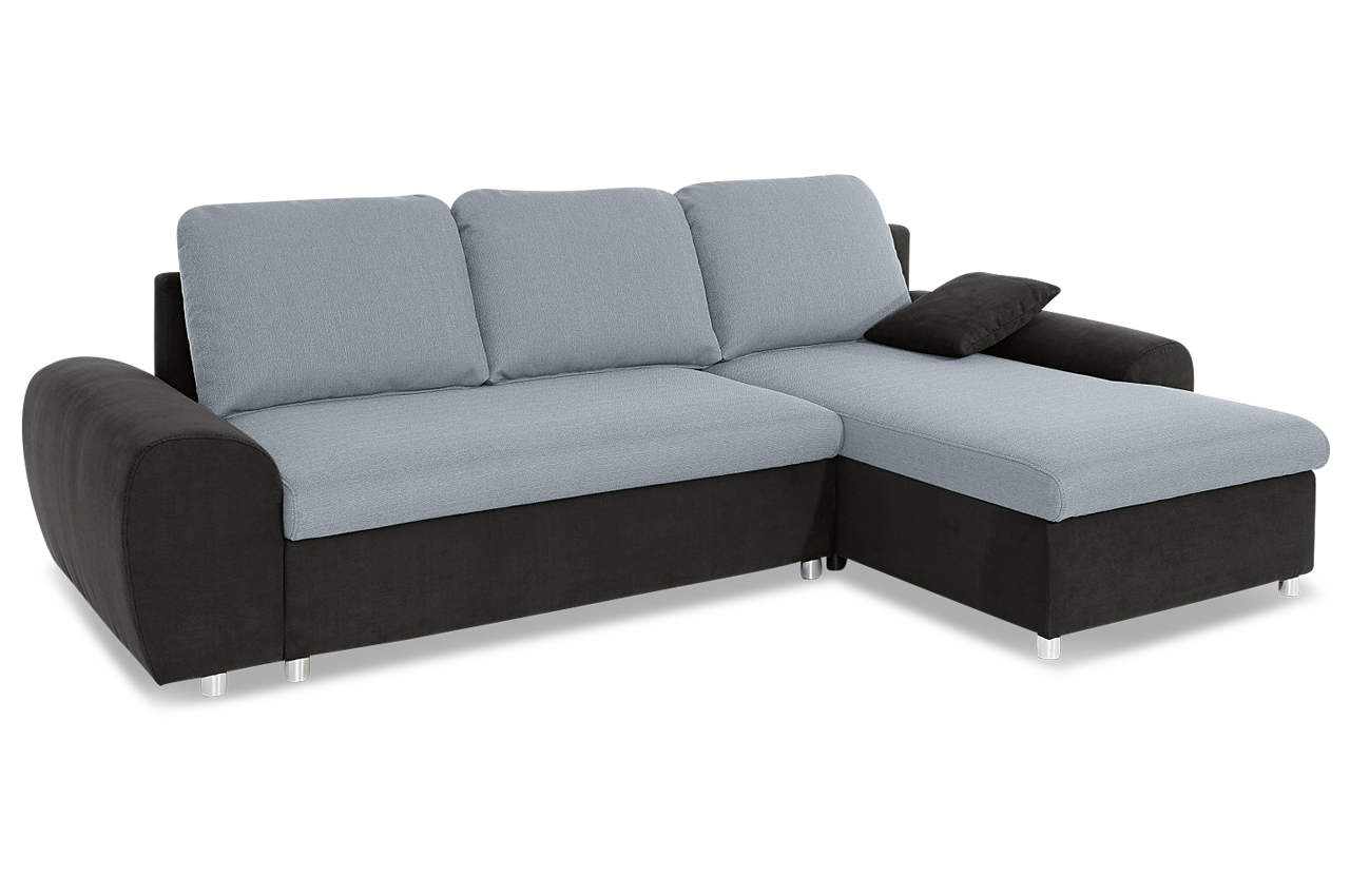 Sit more polsterecke desperado mit bett sofa couch for Couch mit bett