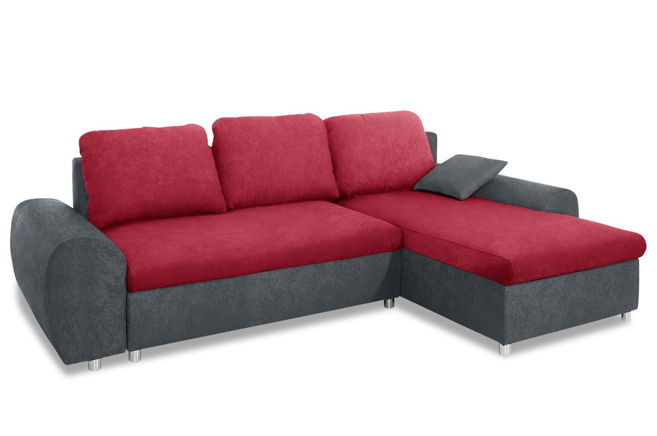 sit more polsterecke desperado mit bett sofas zum halben. Black Bedroom Furniture Sets. Home Design Ideas
