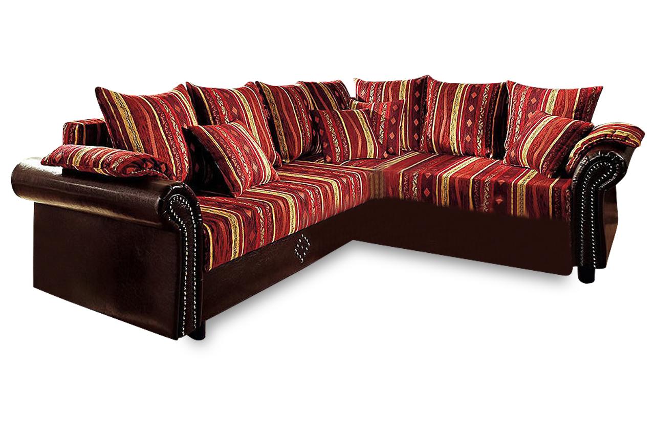 ecksofa xl norra mit schlaffunktion rot sofas zum. Black Bedroom Furniture Sets. Home Design Ideas