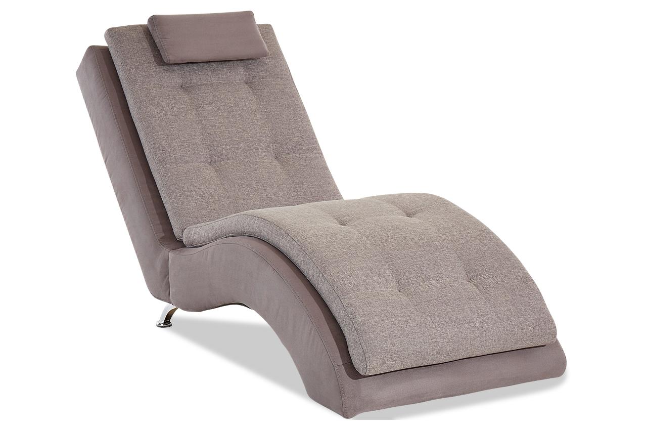 recamiere vengo braun sofas zum halben preis. Black Bedroom Furniture Sets. Home Design Ideas