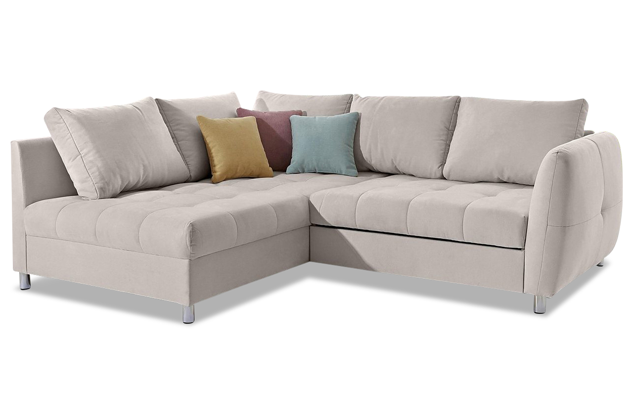 nova via ecksofa xl sakai grau sofa couch ecksofa ebay. Black Bedroom Furniture Sets. Home Design Ideas