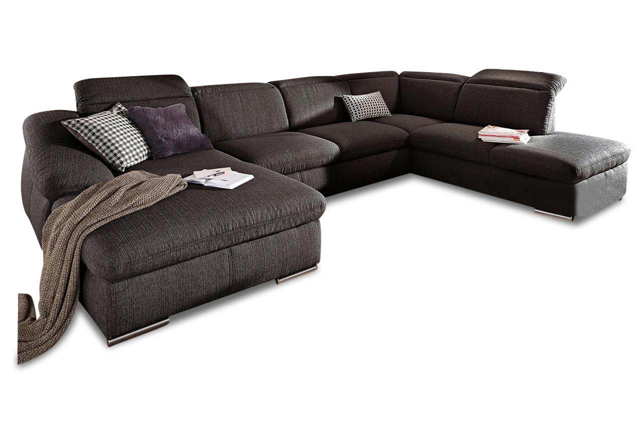 sit more wohnlandschaft marilyn mit schlaffunktion. Black Bedroom Furniture Sets. Home Design Ideas