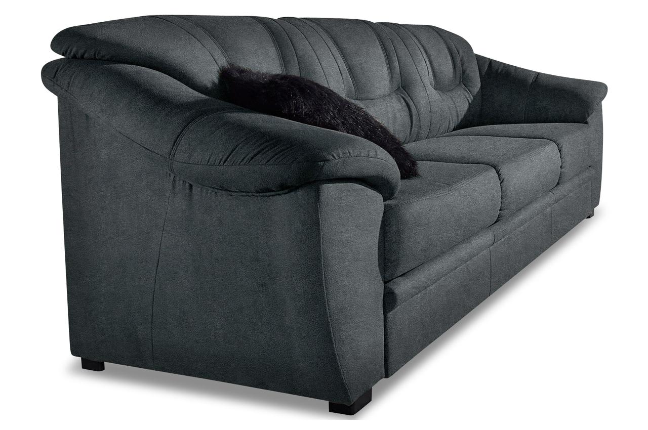 Sit more einzelsofa 3er sofa safira sofas zum halben preis for Sofa anthrazit