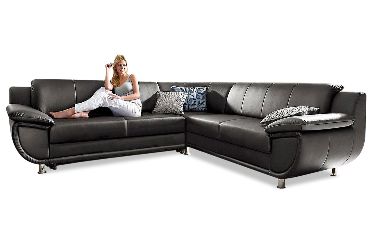 rundecke rondo mit schlaffunktion anthrazit sofas zum halben preis. Black Bedroom Furniture Sets. Home Design Ideas