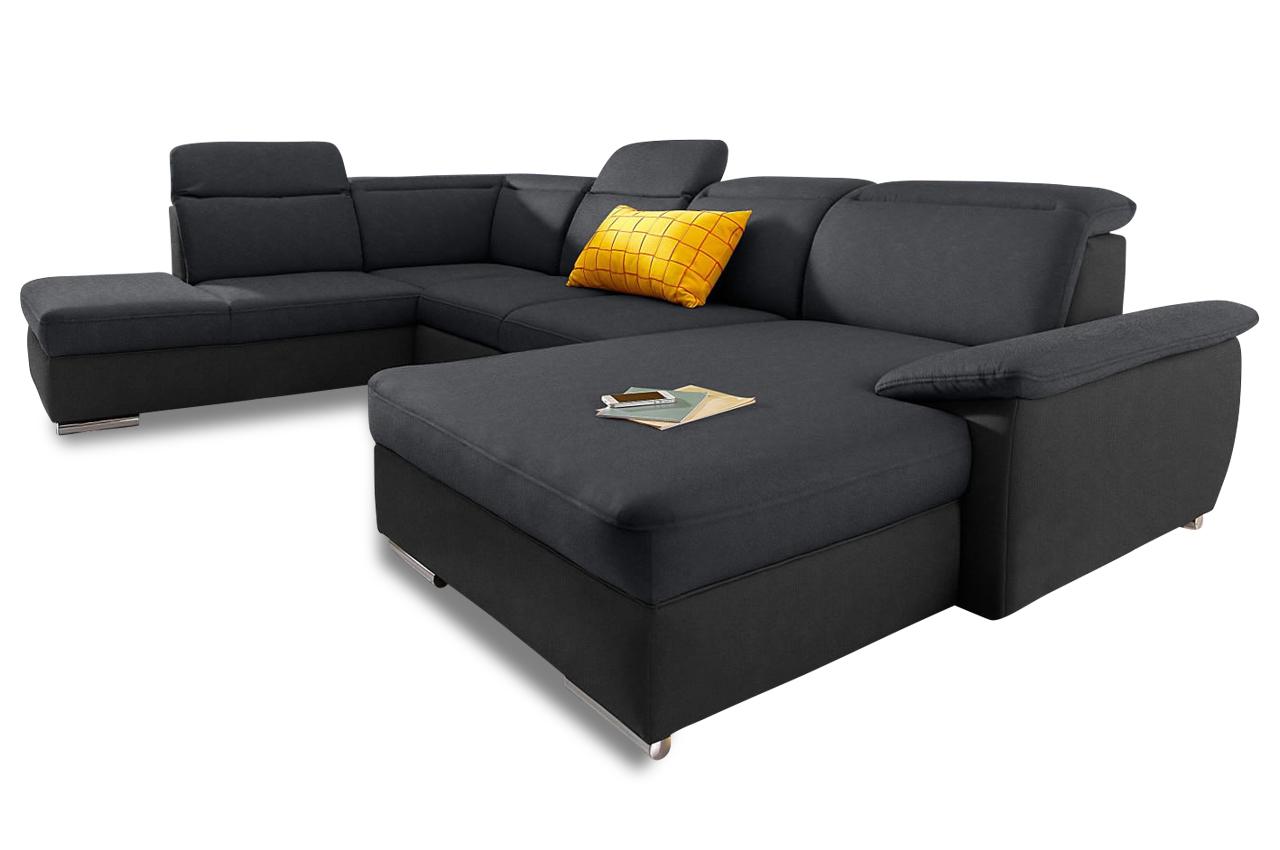 sit more wohnlandschaft maurice sofas zum halben preis. Black Bedroom Furniture Sets. Home Design Ideas