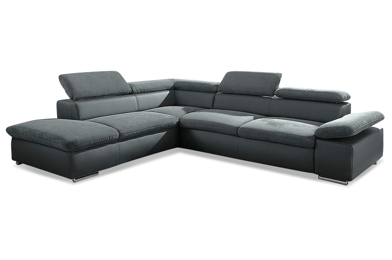 ecksofa xl anthrazit sofas zum halben preis. Black Bedroom Furniture Sets. Home Design Ideas