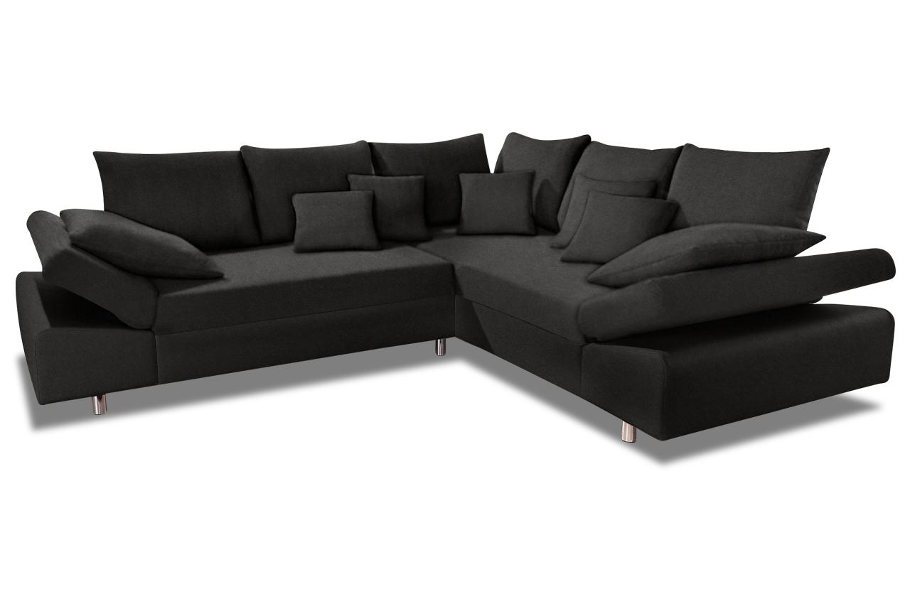 Polsterecke pandorra mit bett sofas zum halben preis for Ecksofa xl nikita