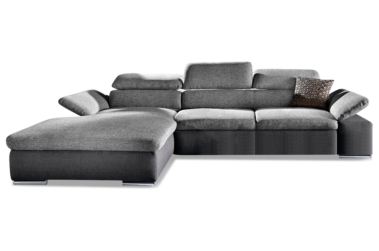 ecksofa alcudia anthrazit sofas zum halben preis. Black Bedroom Furniture Sets. Home Design Ideas