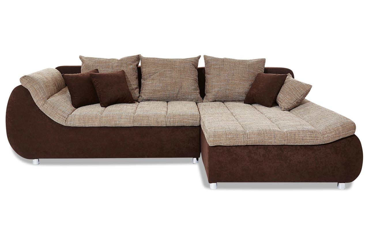 Ecksofa imola braun sofas zum halben preis for Ecksofa 2 00
