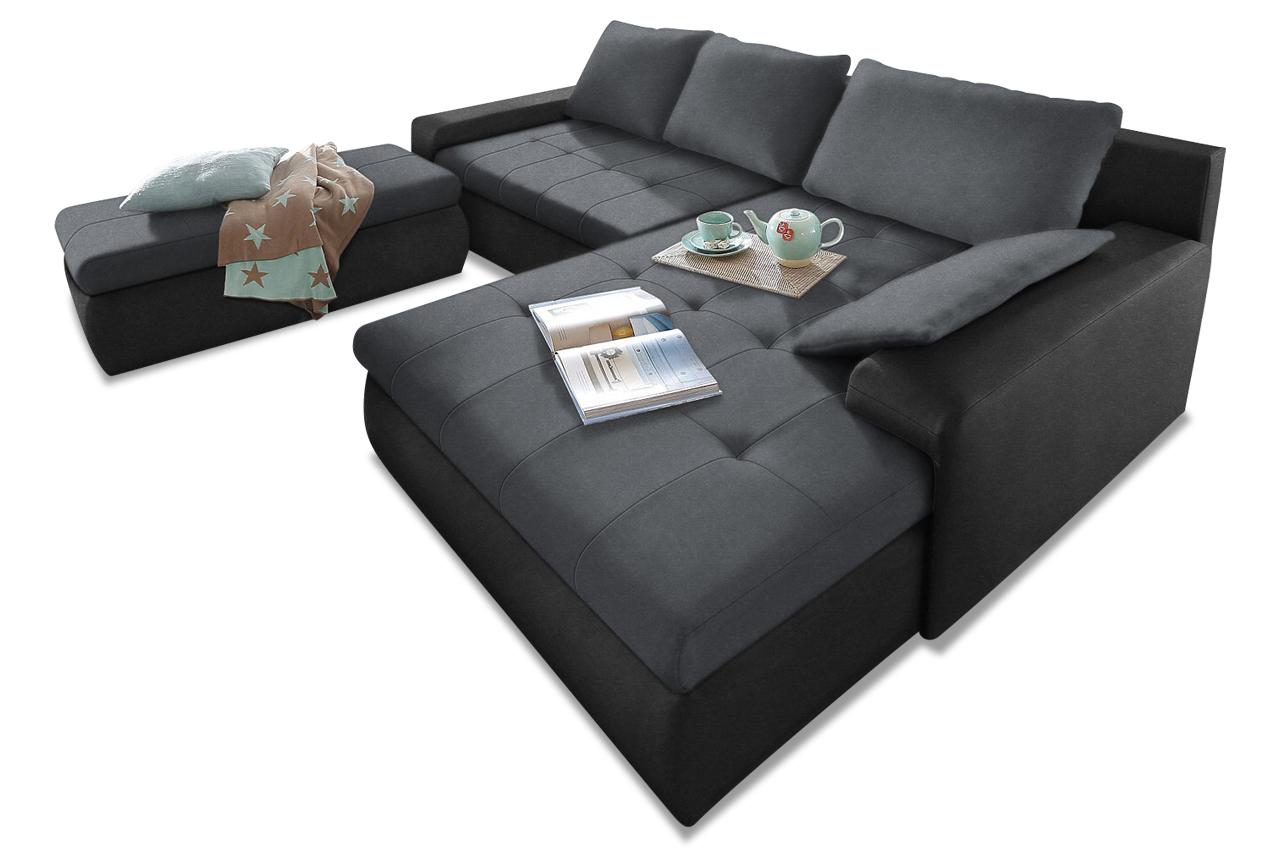 Xxl sofa mit bettfunktion  Sit&More Polsterecke Candy XXL mit BETT | Sofas zum halben Preis