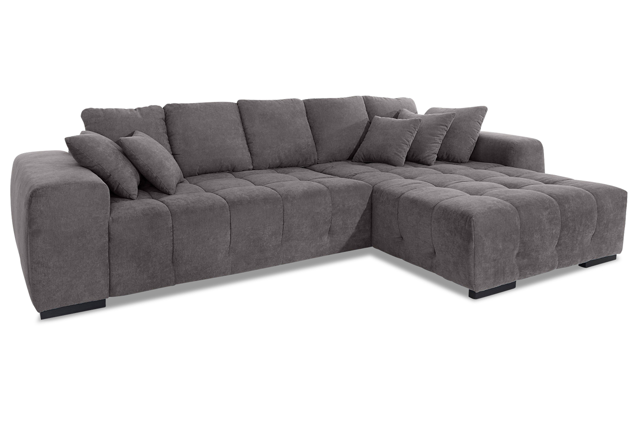 ecksofa atlantic anthrazit sofas zum halben preis. Black Bedroom Furniture Sets. Home Design Ideas
