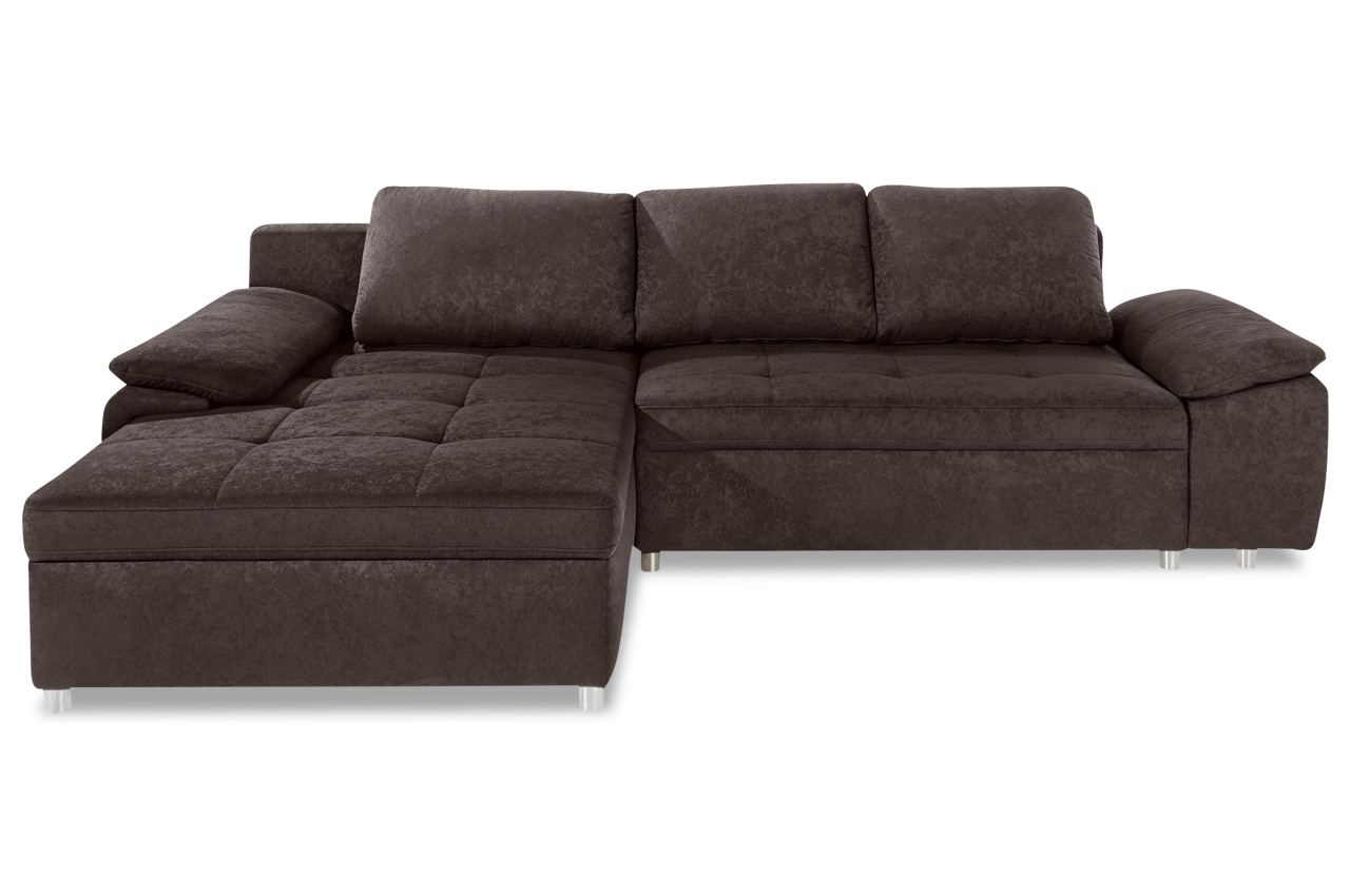 Ecksofa braun sofas zum halben preis for Ecksofa 2 00