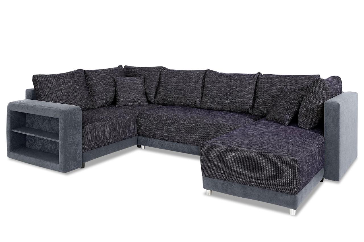 wohnlandschaft mit schlaffunktion violette sofas zum halben preis. Black Bedroom Furniture Sets. Home Design Ideas