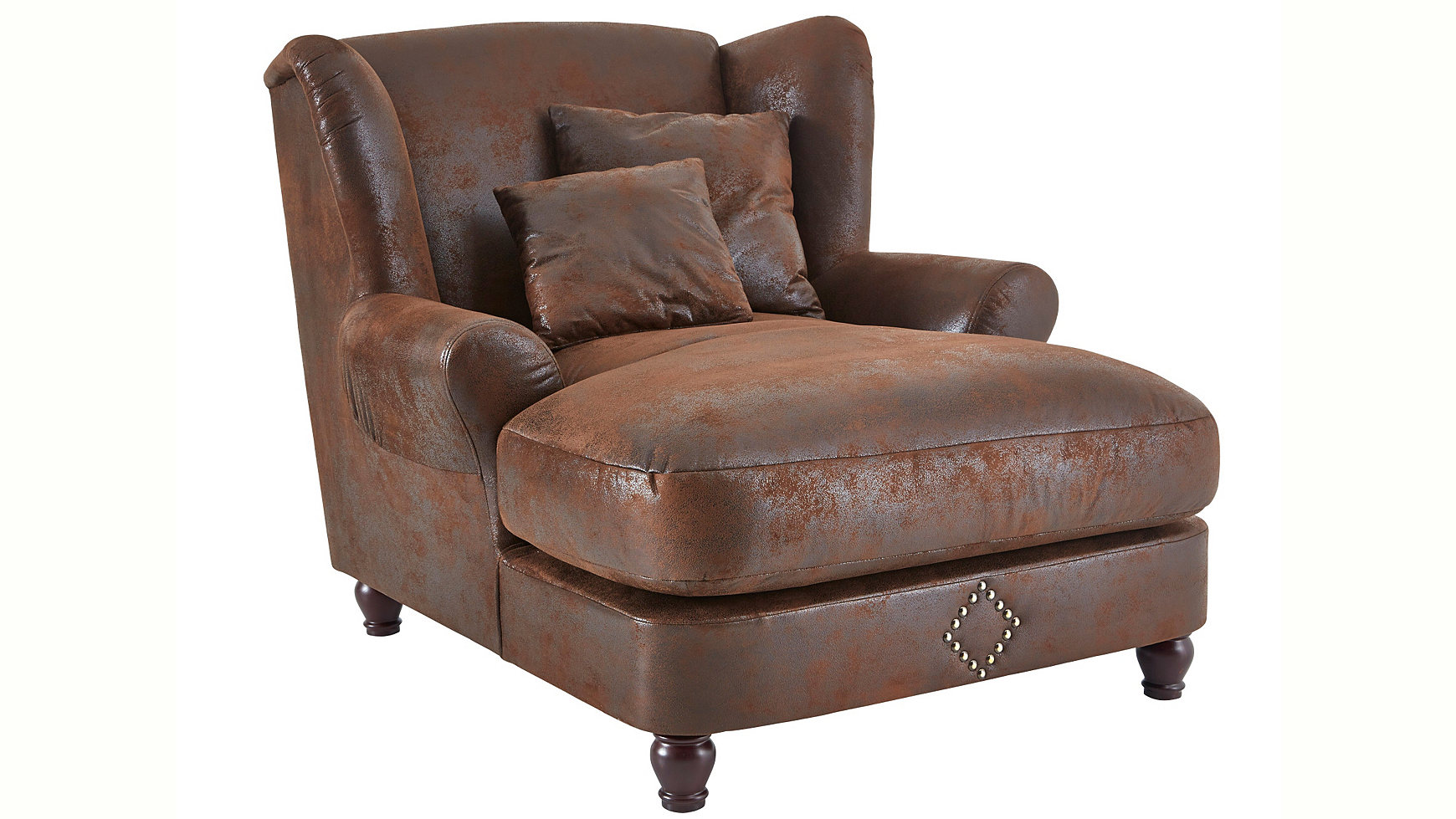 bigsessel xxl bigby braun sofas zum halben preis. Black Bedroom Furniture Sets. Home Design Ideas