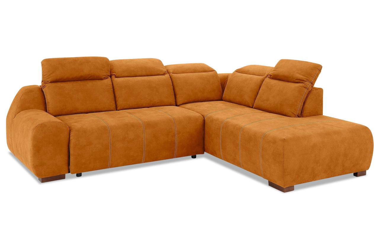 ecksofa xl mit schlaffunktion gelb mit federkern sofas zum halben preis. Black Bedroom Furniture Sets. Home Design Ideas