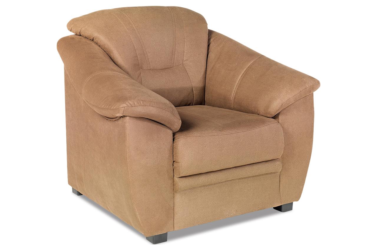 sessel savona anthrazit mit federkern sofas zum halben. Black Bedroom Furniture Sets. Home Design Ideas