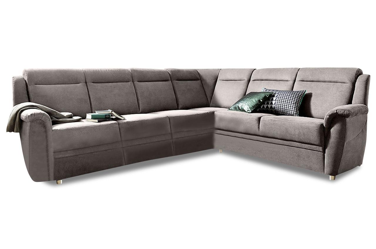 rundecke katarina grau mit federkern sofas zum halben preis. Black Bedroom Furniture Sets. Home Design Ideas